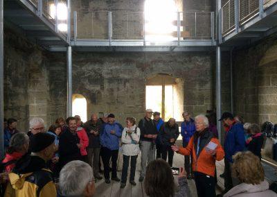 Visite du Club Alpin Suisse CAS