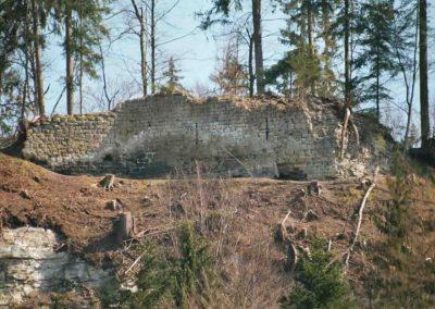 Remparts (côté ouest)