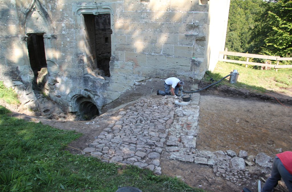 Le château d'Illens et ses alentours vus par les archéologues
