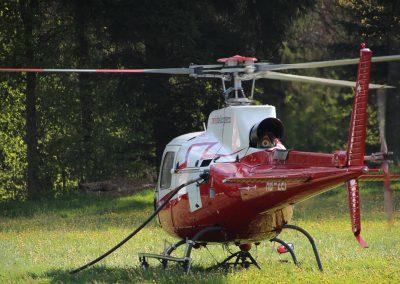 Illens: héliportages 2017