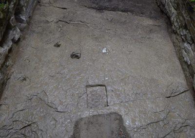 Intérieur du château d'Illens