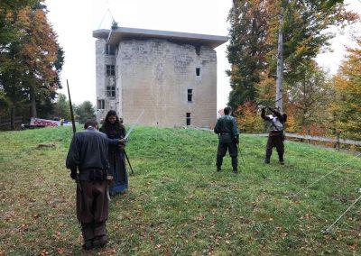 La Garde du Mont-Gibloux