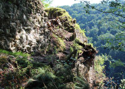 Tour de la forteresse, sud