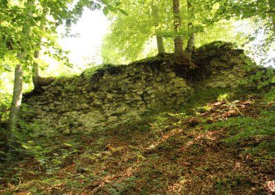 Pan de murailles Sud